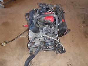 2001 01 Chevy Astro Van Engine 4 3l Vin W Or Vin X 8th