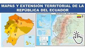 Mapas Y Extensi U00d3n Territorial De La Rep U00dablica Del Ecuador  U2013 Educar Plus