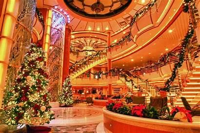 Princess Cruise Christmas Cruises Ship Holiday Holidays