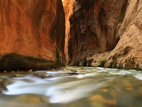 zion narrows utah national park hikes narrow hiking canyon river virgin places hike through zions trails amazing water np flowing