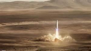 Elon Musk plans 'Big F***ing Rocket' travel | Daily Mail ...