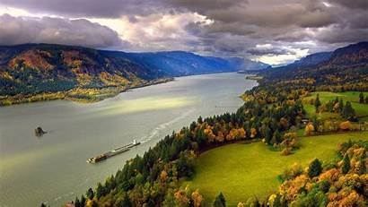Columbia River Wallpapers Colombia America Denali Relaxing