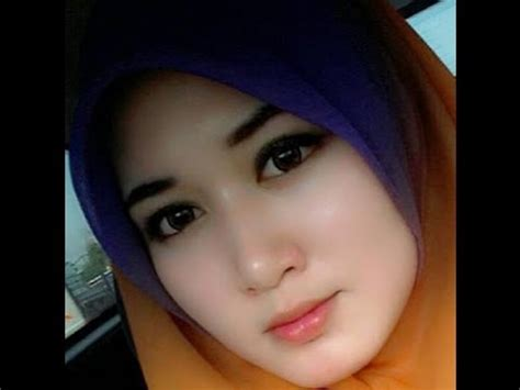 gadis cantik berjilbab  bikin heboh media sosial youtube