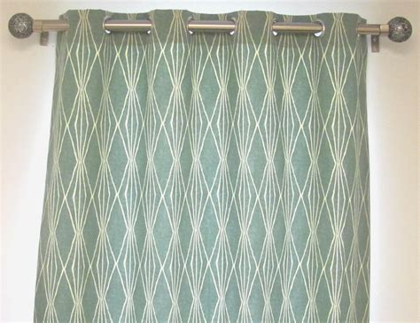 100 inch wide lined grommet top curtain panel s pair or