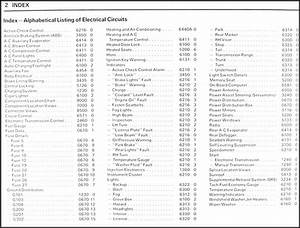 1989 Bmw 635csi Electrical Troubleshooting Manual