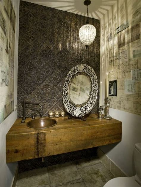 badezimmer deko kerzen 130 ideen f 252 r orientalische deko luxus pur in ihrer