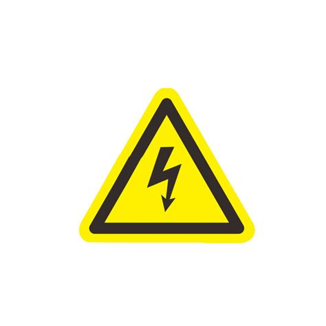 Safety Labels by 5pc Danger High Voltage Electric Warning Safety Label Sign