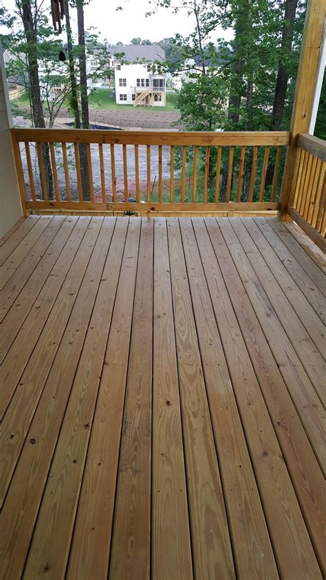 Olympic Deck Sealer Drying Time by Peahen Pad Staining The Deck Or The Most Boring Post You