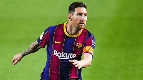 Doubts Raised Over Lionel Messi's Position at Barcelona ...