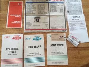 1990 Crew Cab Chevy 1 Ton 4x4 Truck