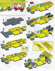 Lego 715 Basic Building Set 7 Plus Set Parts Inventory And