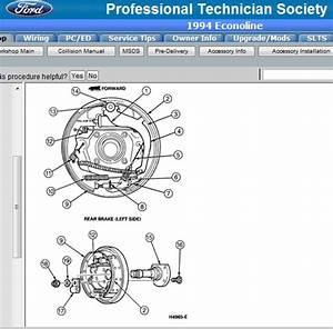 I Have A 1994 Ford E350  Dual Wheels With Drum Brakes  I Need The Best Diagram That You Have For