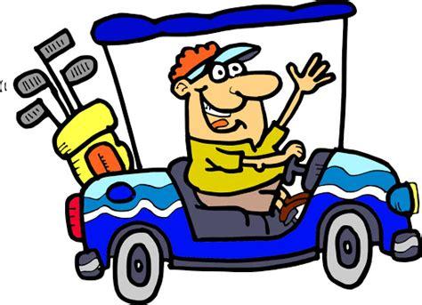 Golf Cart Clip Golf Cart Clipart Clipart Collection