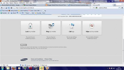 Samsung Dive Mobile Phone Tips And Tricks How To Use Samsung Dive To