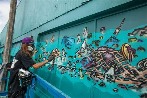 Sea Walls Murals For Oceans Muralform