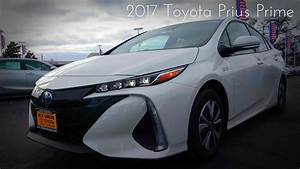 2017 Toyota Prius Prime 1 8 L 4-cylinder Review