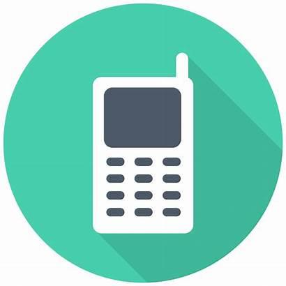 Icon Mobile Icons Multimedia Flat Designbolts Ico