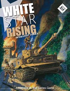 White Star Rising: Operation Cobra Now Shipping from Lock ...
