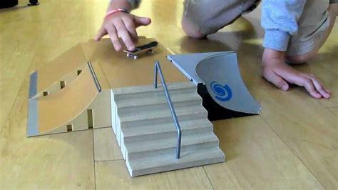 tech deck trick tech deck best tricks knee pads and everything