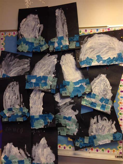 icebergs  antarctica preschool planning winter