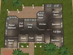 custom house blueprints mod the sims house of light and 3bdrm 3bath no cc