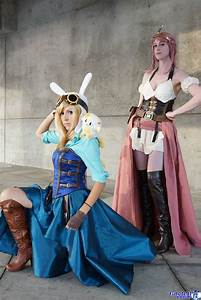 Steampunk Adventure Time Fionna and Bubblegum by Shiya on ...