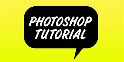 Animated Photoshop Simple Tutorial Rgb Document Using