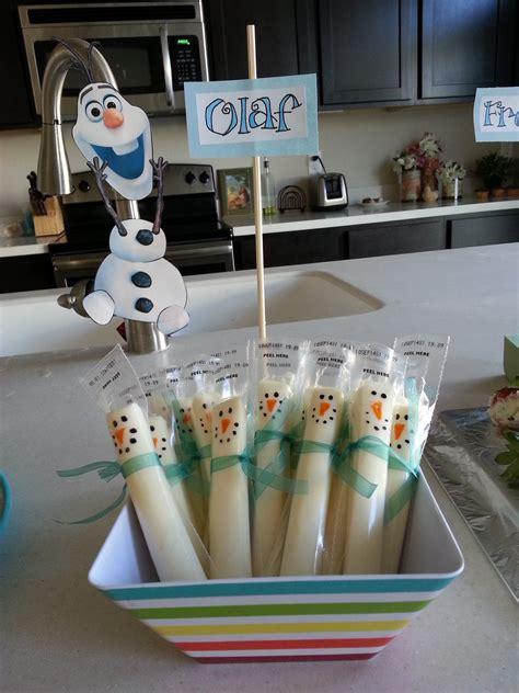 My Diy Frozen Birthday Party!  Lds Smile