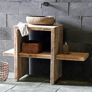 Waschtisch Aus Holz Für Aufsatzwaschbecken : die 25 besten waschtisch holz ideen auf pinterest waschtisch wc waschbecken und toiletten ~ Sanjose-hotels-ca.com Haus und Dekorationen