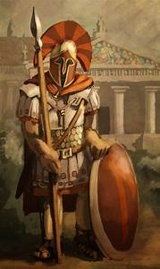 Spartan Hoplite by LordGood on DeviantArt