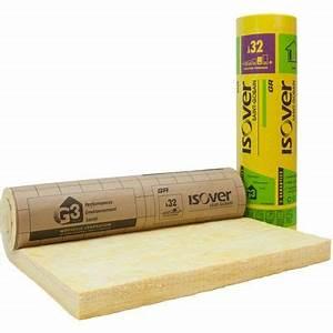 Laine De Verre Gr32 100mm : panneau laine de verre isover gr 32 r ~ Dailycaller-alerts.com Idées de Décoration
