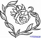 Coloring Pages Fire Hearts Printable Getcolorings He sketch template