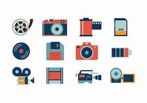 Free Camera Icon Vector - Download Free Vector Art, Stock ...
