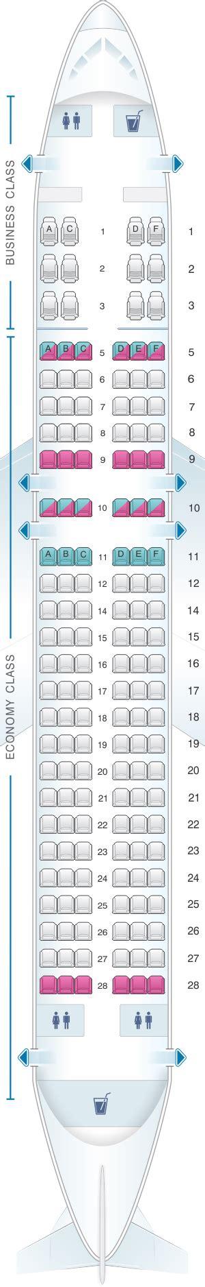 airbus a320 sieges plan de cabine silkair airbus a320 200 seatmaestro fr