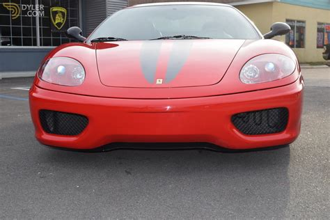 360 Modena For Sale by 2004 360 Modena For Sale 1491 Dyler