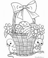 hd wallpapers free printable coloring pages easter basket - Free Printable Coloring Pages Easter Basket