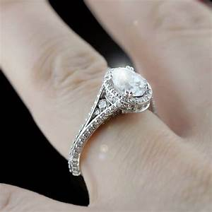 miadonna39s top 5 antique engagement rings miadonnar the With wedding band for antique engagement ring