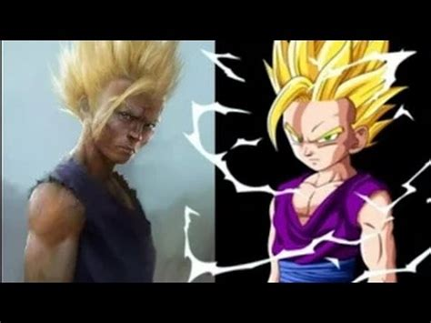 como se verian los personajes de dragon ball super en la
