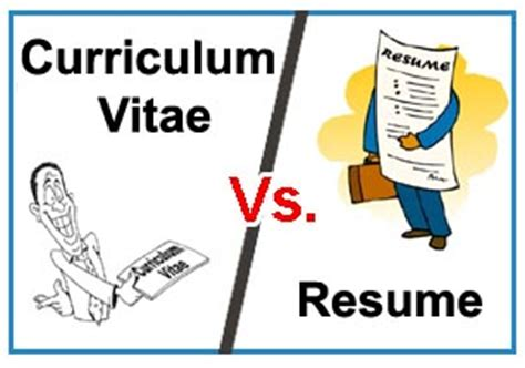 What Is The Basic Difference Between A Cv Resume And A Biodata by Difference Cv And Resume All About