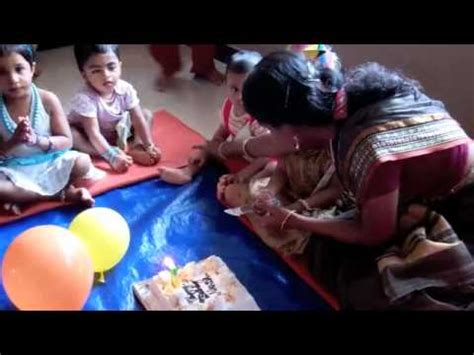 baby nanda and the years preschool birthday the 544 | hqdefault