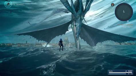 leviathan boss guide final fantasy  ffxv samurai gamers