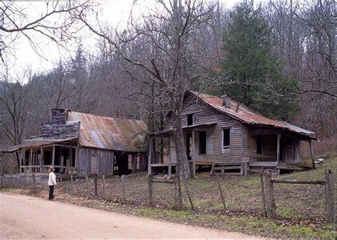 arkansas mine cabins arkansas ghost town the zinc mining town of