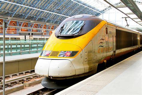 Eurostar Highspeed Train Eurailcom
