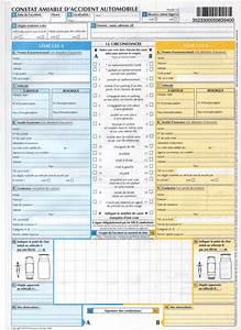 Imprimer Constat Amiable : comment remplir un constat amiable ~ Gottalentnigeria.com Avis de Voitures