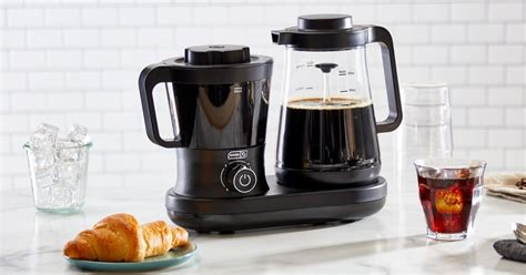 When i called the service number they said it's because i didn't clean it as often as i should which is crazy! WIN a Dash Rapid Cold Brew Coffee Maker • Canadian Savers