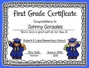 Preschool Graduation Certificate Graduation Certificates Invitation Editable Prek