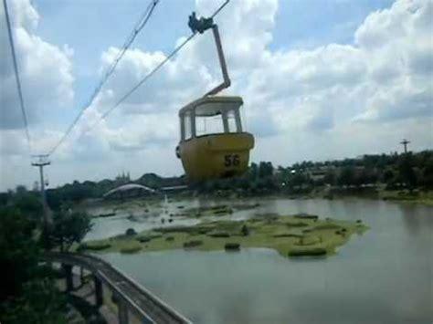 taman mini indonesia indah tmii jakarta kereta gantung sky lift youtube