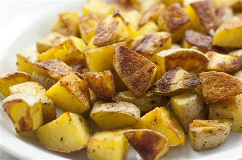 simple breakfast recipes easy roasted garlic potatoes