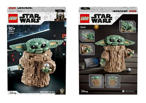 Lego Is Releasing an Adorable Baby Yoda Set