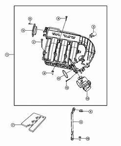 2008 Chrysler 300 Pad  Engine  Foam